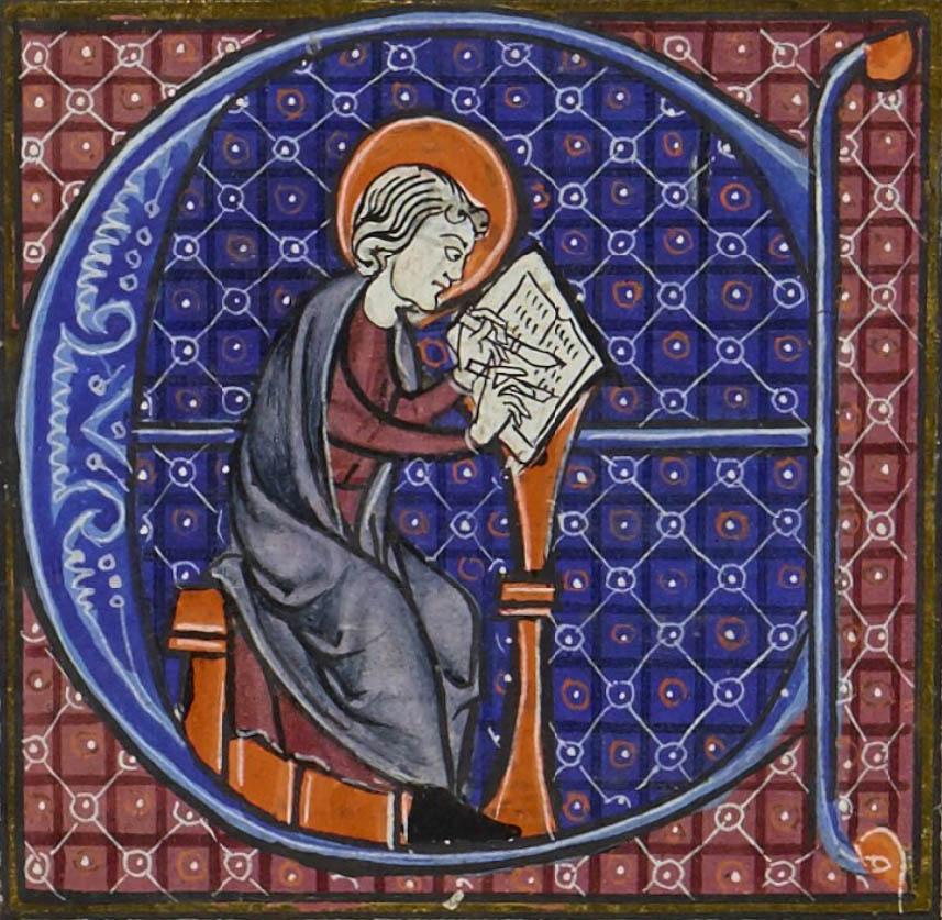 A.II.3 f.279v Scribe